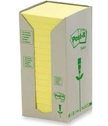 Post-it Notes Green Recycled Pads