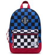 Herschel Supply Heritage Kids Backpack Multi Colours with White Checker