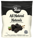 Panda All Natural Soft Licorice
