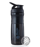 Blender Bottle Sports Mixer Black