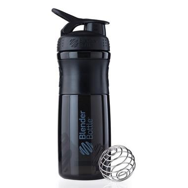 Blender Bottle Sports Mixer Black