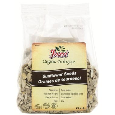 Inari Organic Hulled Sunflower Seeds