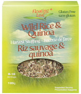 Floating Leaf Wild Rice & Quinoa Harvest Stuffing