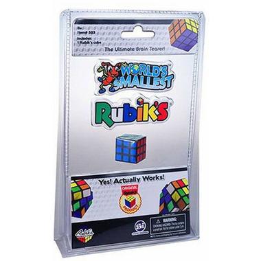 World\'s Smallest Rubik\'s Cube