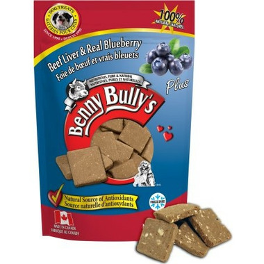 Benny Bully\'s Liver Plus Blueberry