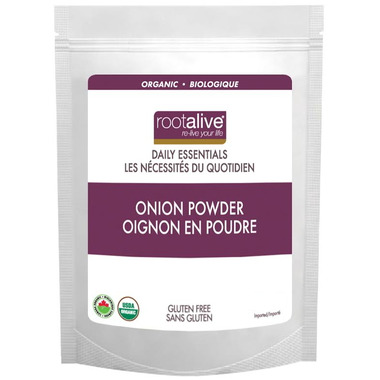 Rootalive Organic Onion Powder