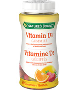 Nature's Bounty Vitamin D Gummies