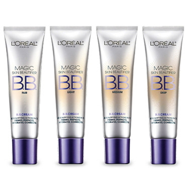 L\'Oreal Paris Magic Skin Beautifier BB Cream