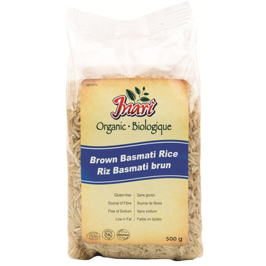 Inari Organic Brown Basmati Rice