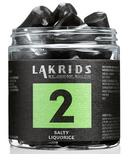 Lakrids No. 2 Atrisan Salty Liquorice