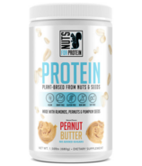 Nuts For Protein Powder Peanut Butter