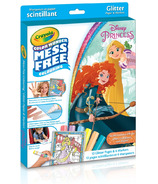 Crayola Color Wonder Glitter Kit Princess