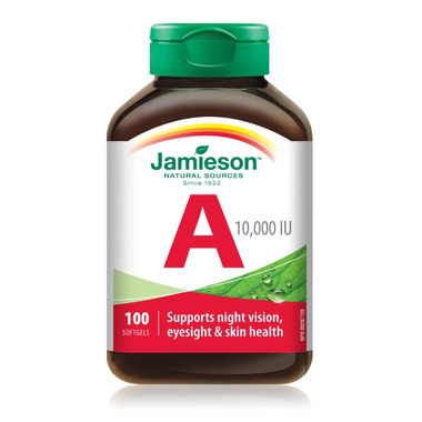 Jamieson Vitamin A