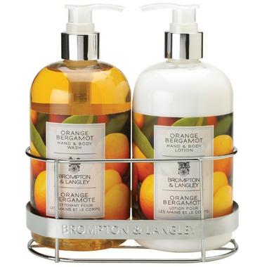 Buy Brompton & Langley Orange Bergamot Caddy Duo at Well ...
