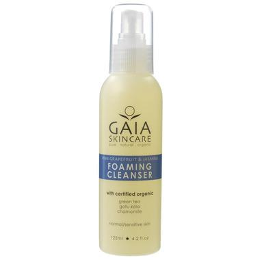 Gaia Skin Naturals Foaming Cleanser