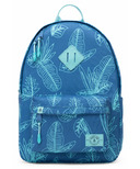 Parkland Bayside Backpack Jungle Leaves Horizon