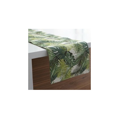 Harman Palm Leaf Table Runner