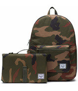 Herschel Supply Settlement Sprout Backpack Woodland Camo