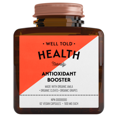 Well Told Health Antioxidant Booster