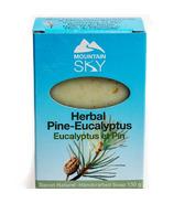 Mountain Sky Herbal Pine-Eucalyptus Bar Soap