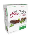 Love Good Fats Mint Chocolate Chip Snack Bars