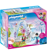 Playmobil Magic Crystal Gate to the Winter World