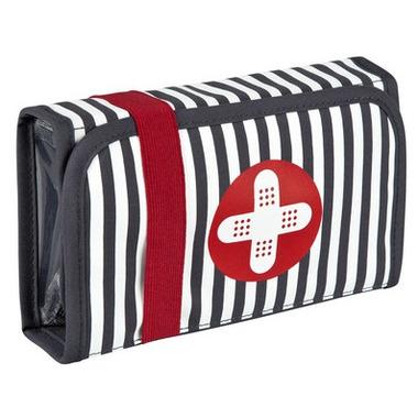 Lassig First Aid Kit Bandage Ebony