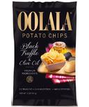 Natural Nectar OoLaLa Potato Chips Black Truffle & Olive Oil