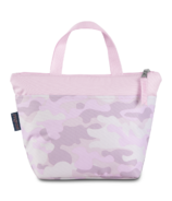 JanSport Lunch Tote Cotton Candy Camo