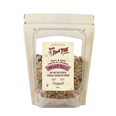 Bob\'s Red Mill Fruit and Seed Muesli