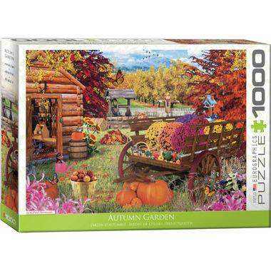 Eurographics Autumn Garden by Paul Normand