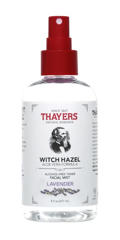 witch hazel toner