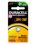 Duracell 384/392 1.5V Watch Battery