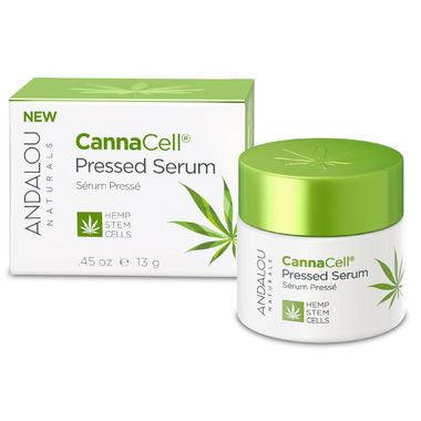 ANDALOU naturals CannaCell Pressed Serum