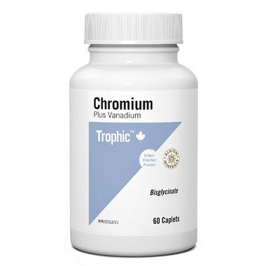 Trophic Chromium + Vanadium