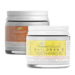 Save 25% on Nelson Naturals