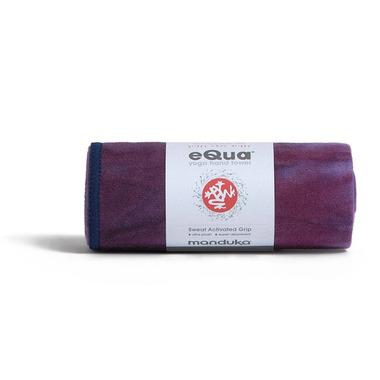 Manduka eQua Hand Towel Indulge Hand Dye