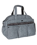 Lug Airbus Weekender Bag Heather Grey