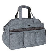 Lug Airbus Weekender Bag Heather Grey