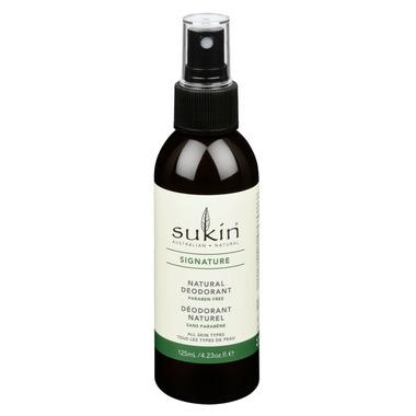 Sukin Natural Deodorant