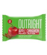 MTS Nutrition Outright Bar Apple Cinnamon Peanut Butter