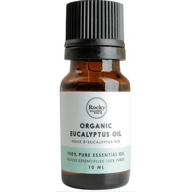 Rocky Mountain Soap Co. Organic Eucalyptus Essential Oil