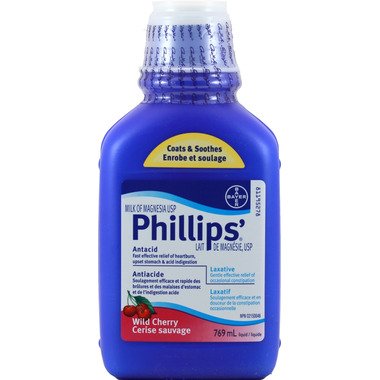 Phillips\' Milk of Magnesia USP