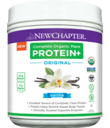 New Chapter Complete Organic Plant Protein+ Original Vanilla