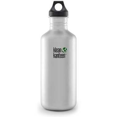 Klean Kanteen Classic Water Bottle Stainless