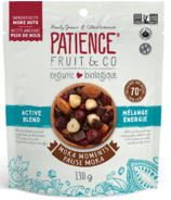 Patience Fruit & Co. Organic Active Blend Moka Moments Pouch