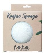 f.e.t.e. Konjac Face Sponge