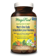 MegaFood Men's One Daily Multi-Vitamin (Multi-vitamines pour hommes)