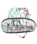Snug As A Bug On Parade Adjustable Sun Hat