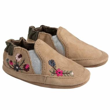 Buy Robeez Soft Soles Aubrey Camel from